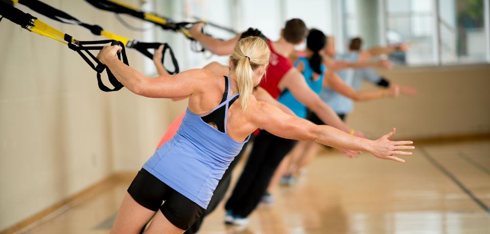 trx suspension training, core strength, personal training, trista zinn, coreset fitness