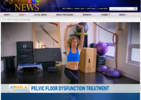 hypopresive method, pelvic floor disfunction