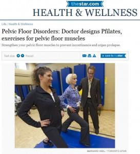 Pelvic Floor Disorders
