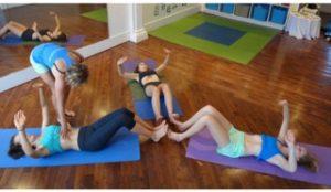 Hypopressive Low Pressure Fitness Teenagers Pelvic Floor