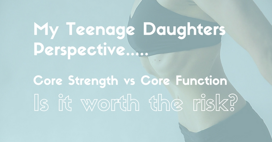 teenage core perspective